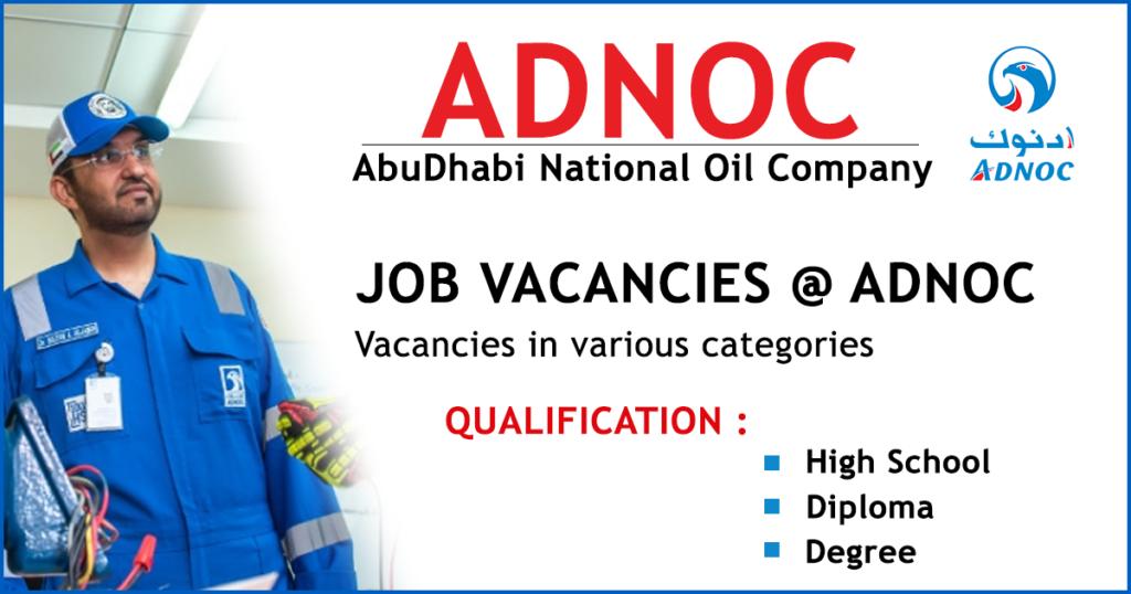 adnoc jobs