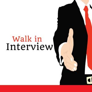 Walk in Interviews Dubai