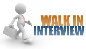 Walk in Interview Dubai