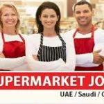 supermarket jobs dubai